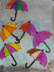 Fliegende Regenschirme_2