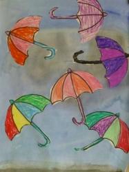 Fliegende Regenschirme_4
