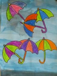 Fliegende Regenschirme_5