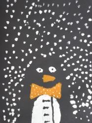 Kl. 1/ 2 - Pinguine im Schnee_1
