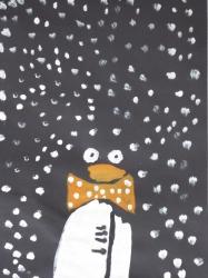 Kl. 1/ 2 - Pinguine im Schnee_8