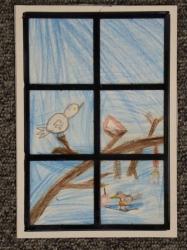 Vögel am Fenster_3