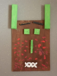 Klammertiere aus Holz_3