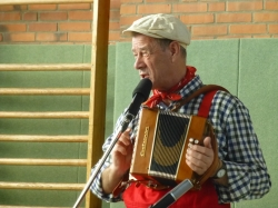 Liedermacher Wolfgang Rieck
